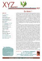 XYZ n° 5 juin 2011