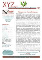 XYZ n° 9 septembre 2012