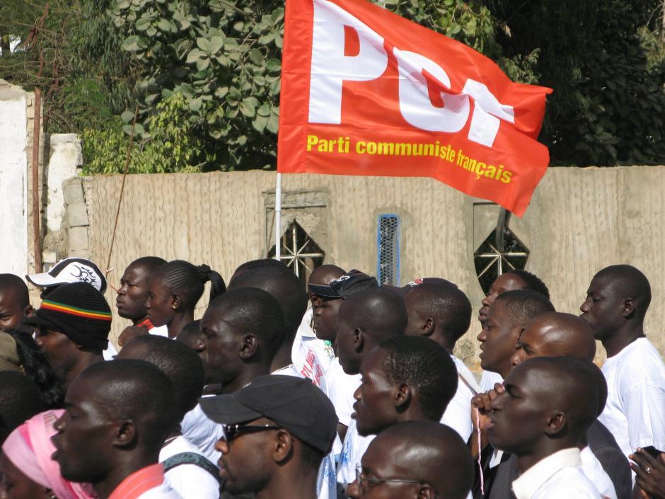 Réunion de la commission nationale enseignement supérieur et recherche du PCF